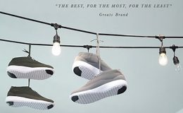 The Best, for the Most, for the Least: Greats Brand