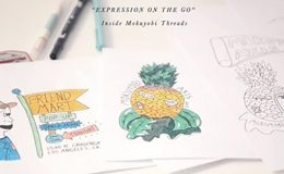 Expression on the Go: Inside Mokuyobi Threads