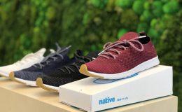 Keep It Lite: Native Shoes