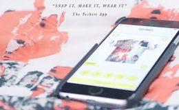 Snap It, Make It, Wear It: The YoShirt App