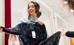 The Need for Consumers to See, Touch, and Try On Clothes Gives Brick-and-Mortar Retailers an Edge