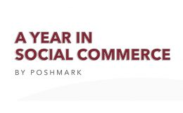 A Year in Social Commerce by Poshmark