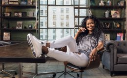 CEOs Wear Sneakers: Karen Civil