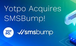 Yotpo Acquires SMSBump To Expand The Most Powerful Ecommerce Marketing Platform For Brands
