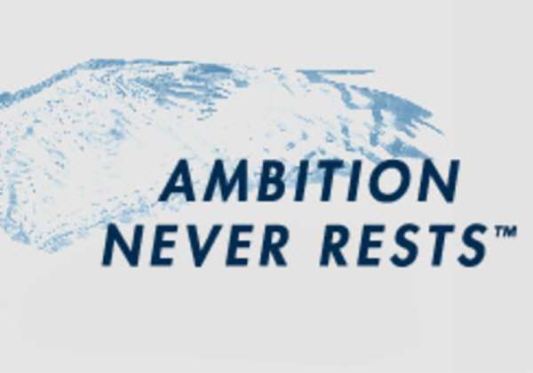 Ambition Never Rests