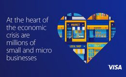 Visa to Digitally Enable 50 Million Small Businesses to Power Recovery in Communities Worldwide