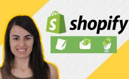 Build your Shopify eCommerce Store step by step (0 coding)