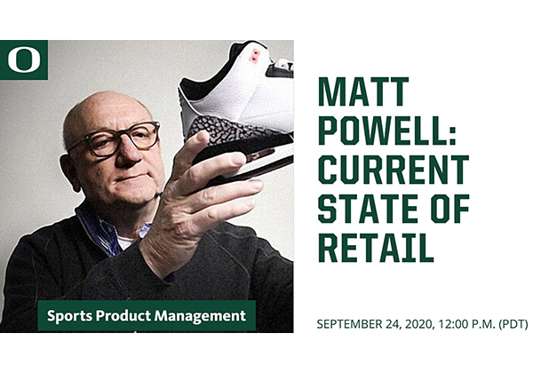 Industry Expert, Matt Powell, discusses the Current State of Sports Retail