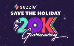 Sezzle Launches 'Save the Holiday' Shopper Campaign