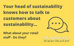 Has Your Team Learned Enough About Sustainability? Have You!?