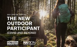 New Outdoor Participant (Covid & Beyond)