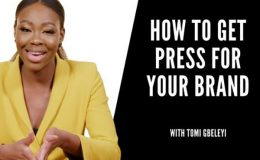 How to Get Press to Grow Your Brand