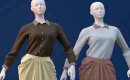 z-emotion Launches 3D Garment Design Software z-weave to Realize End-to-End-Consumer Digital Fashion
