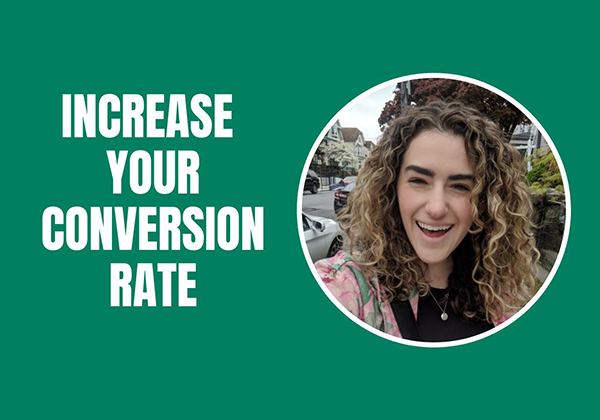 How to Use Data to Increase Conversion Rate (CRO)