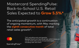 Back-to-School U.S. Retail Sales Expected to Grow 5.5%