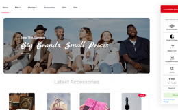 UserWay Releases AI-Powered Accessibility Widget for Shopify Stores